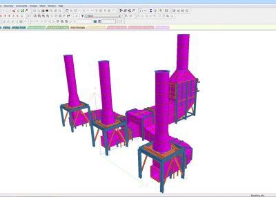 Analyse von strukturmechanischen Modellen