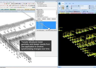 Strukturmechanische Modelle weitergeben
