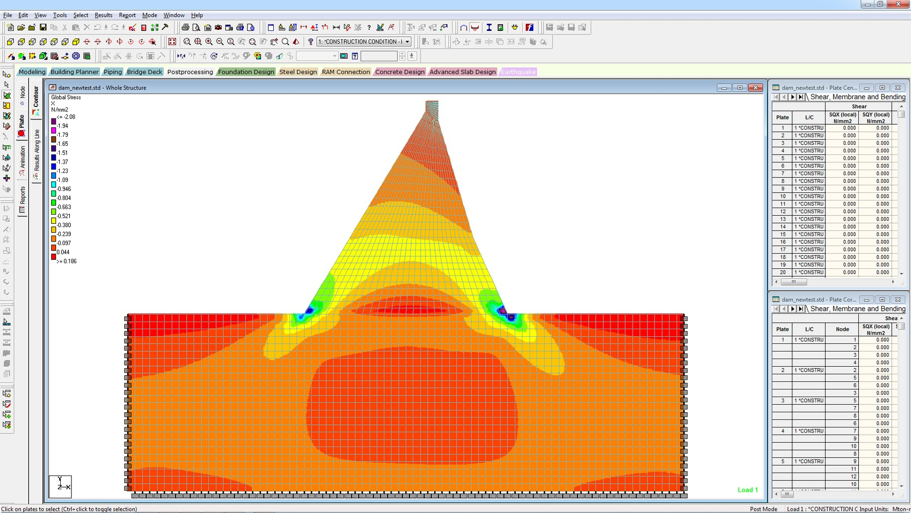 Design and analyze with finite elements