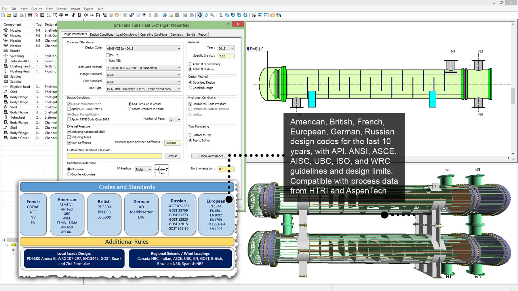 AutoPIPE Vessel At-A-Glance - Research Engineers