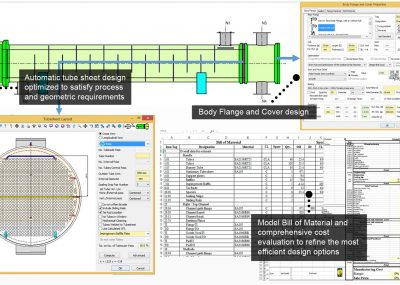 Design und Modellierung von Druckbehältern