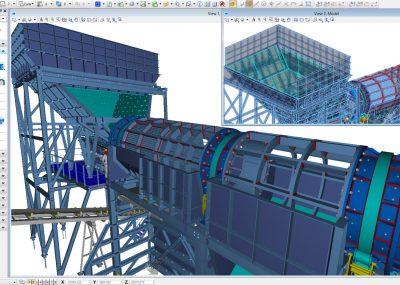 Bemessung und Optimierung von Stahlbauverbindungen