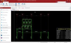 Steel AutoDrafter Workflow